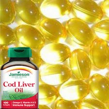 Best 5 Health Benefits Of Cod Liver Oil