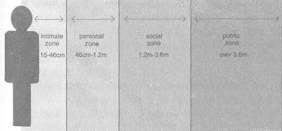vùng khoảng cách cá nhân