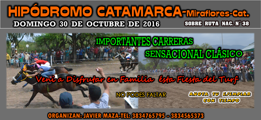 30-10-16-HIP. CATAMARCA