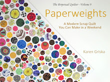 Modern Scrap Quilt Pattern!