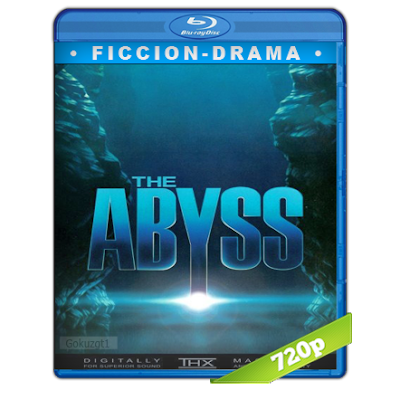 El Secreto Del Abismo (1989) BRRip 720p Audio Trial Latino-Castellano-Ingles 5.1