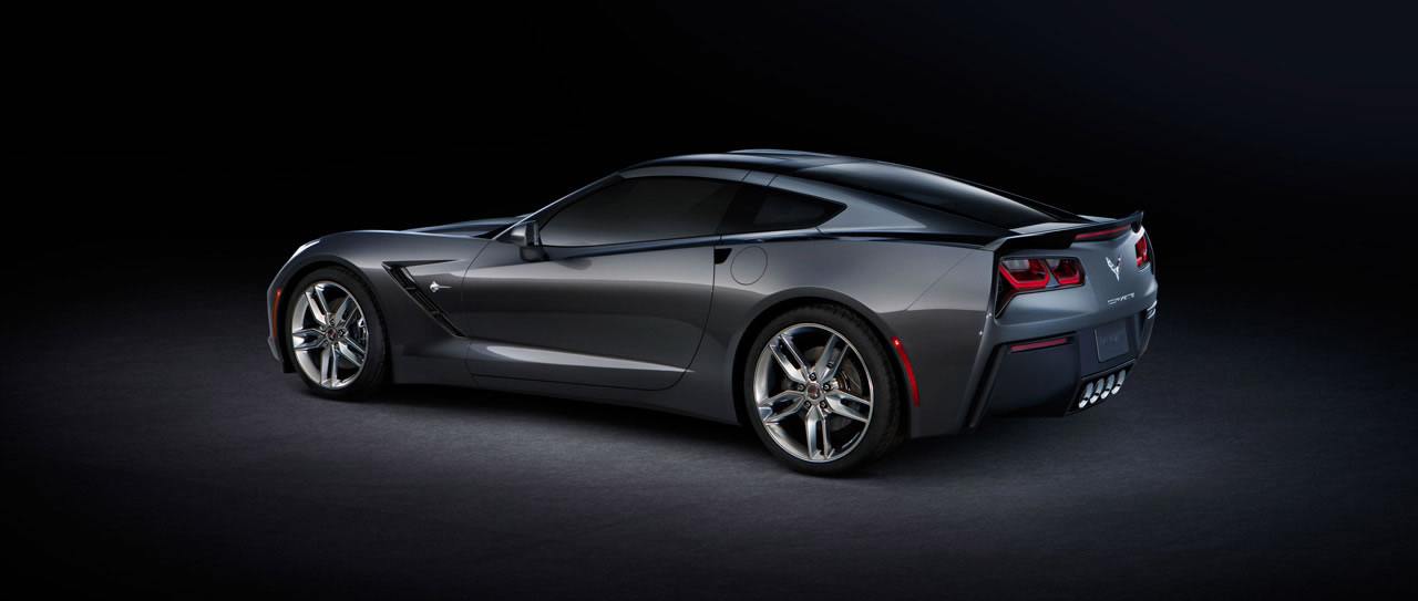 2014 corvette Stingray Wallpaper 1