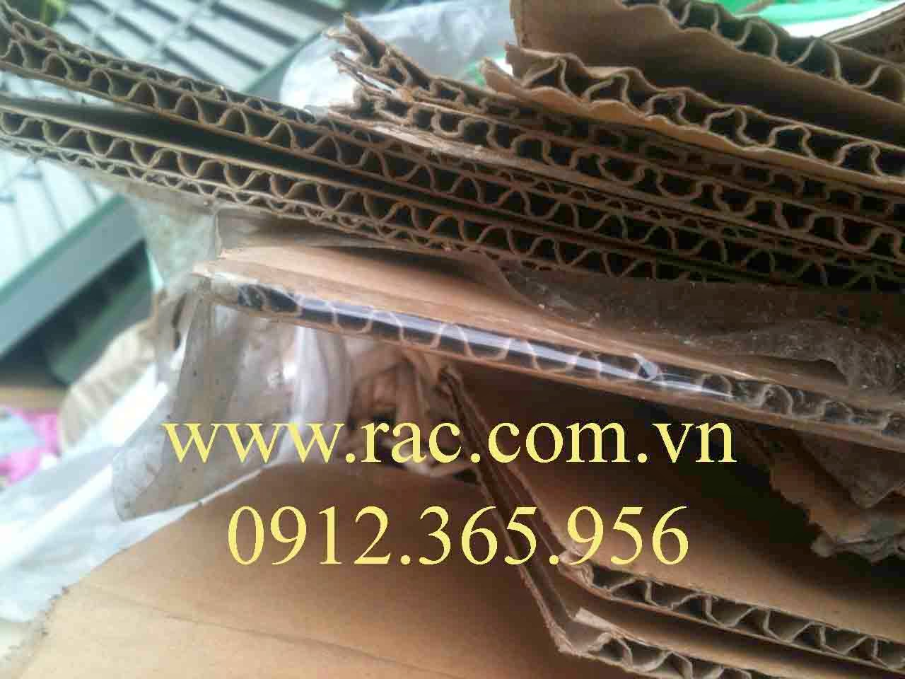 phế phẩm giấy sản xuất