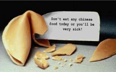 odd jobs: fortune cookie writer