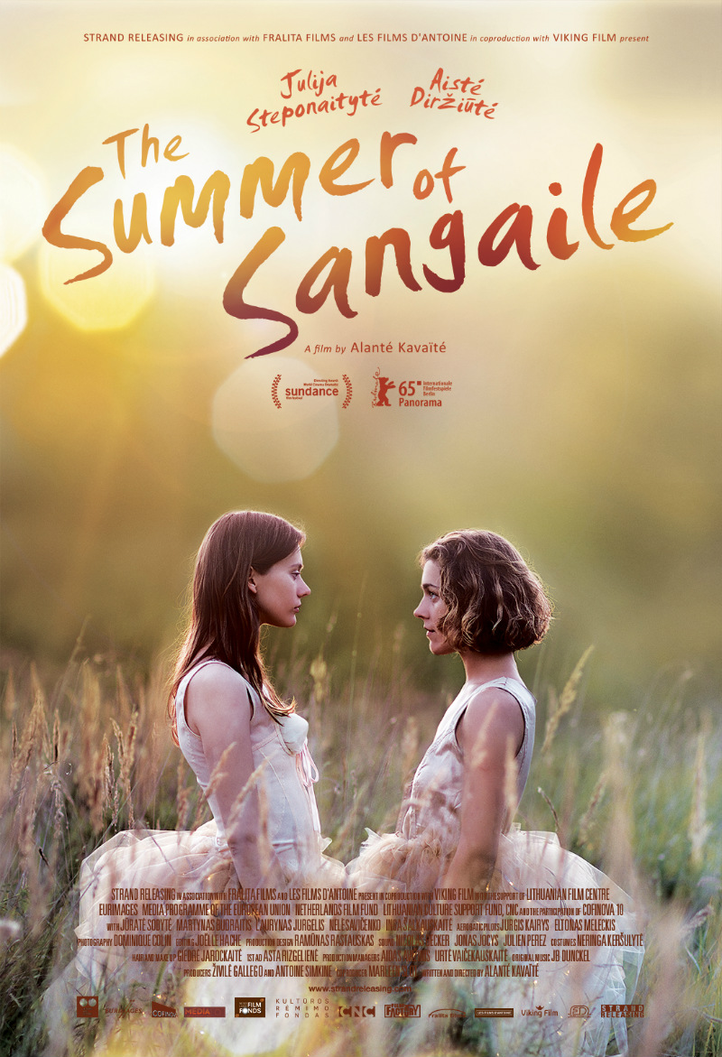 Mùa Hè Của Sangaile -  The Summer of Sangaile