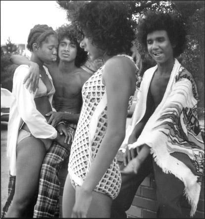 Como era ser jovem nos anos 70 - Série Fotográfica