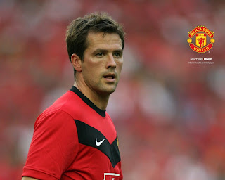 Michael Owen wallpapers-Club-Country