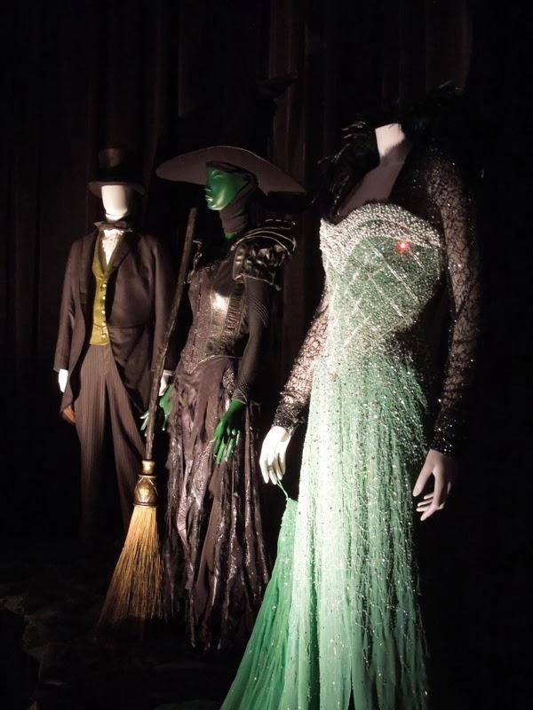 Disney Oz Great Powerful movie costumes