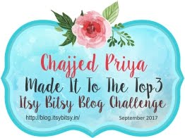 winner of itsybitsy blog challenge