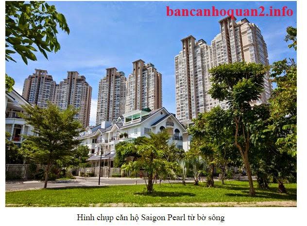 Căn hộ Saigon Pearl thông tin