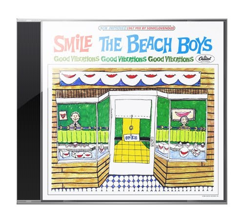 Beach Boys - Smile (mono 1967 mix)