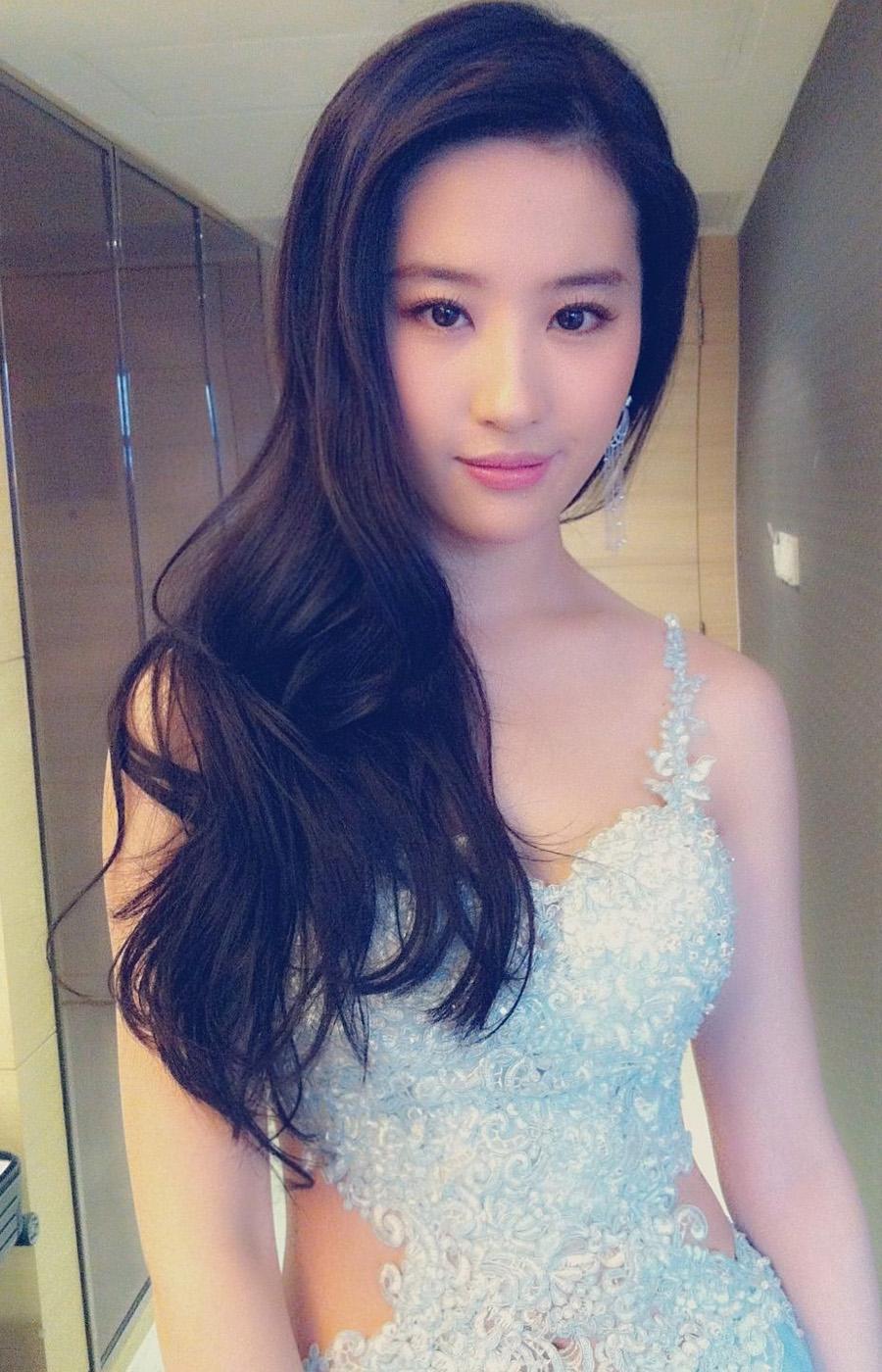 actress HD wallpapers 1080p free download at HDwalle.com, Liu Yifei HD ...