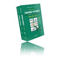Copertina Dei Due Libri Di Anatomia Veterinaria