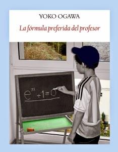 La fórmula preferida del profesor - Portada