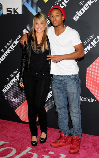 romeo miller and chelsie hightower. Dancers Chelsie Hightower and