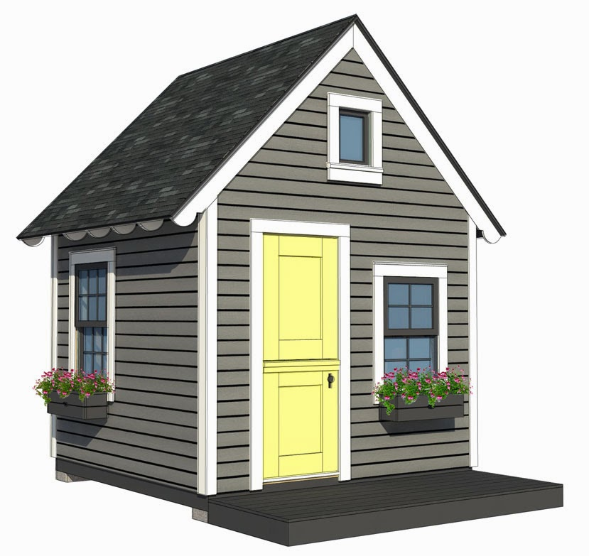 aplaceimagined 8 39 x8 39 playhouse with loft