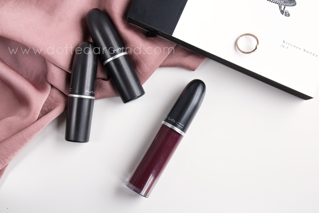 Mac liquid lipstick high drama retromatte