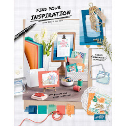 NEW Stampin Up Catalogue 2016-2017 C