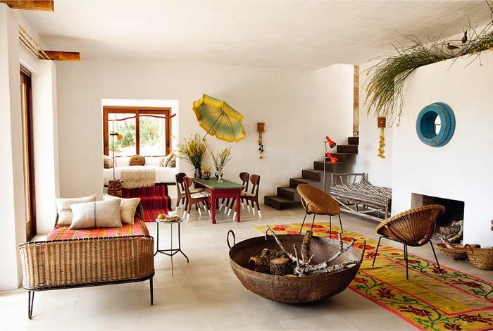 Casa de Luis Galliusi  Ibiza