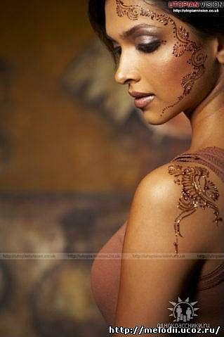Как делать тату хной в домашних условиях Persian Shop - временные татуировки хной