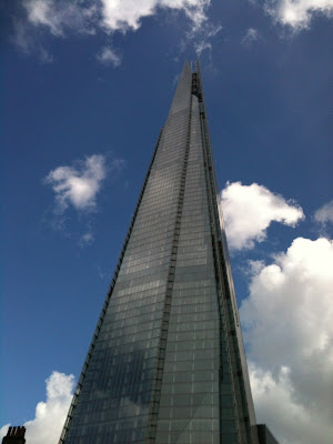 Taking in the View at The Shard