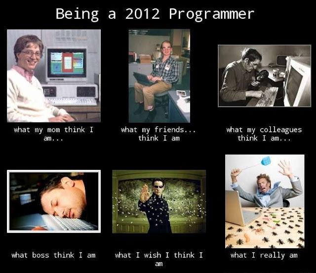 Being a 2012 Programmer
