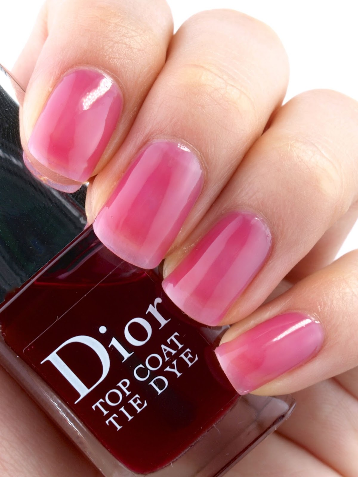 Dior Summer 2015 Tie Dye Collection Nail Polish: Review and ...