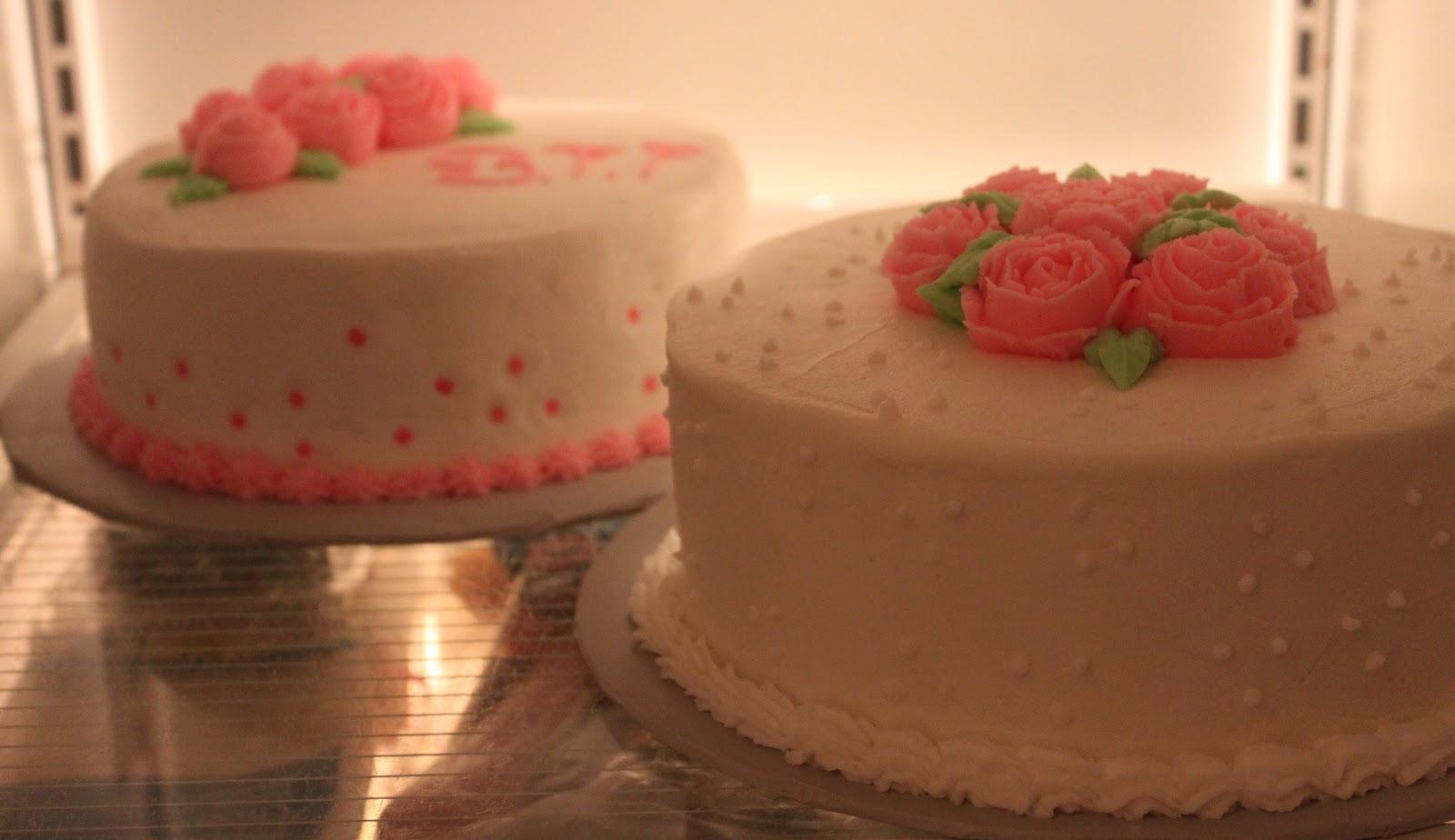 Cake Decor Course : Aunt B s Cookin : Lesson 4 Course 1 - Wilton Cake Decorating Class