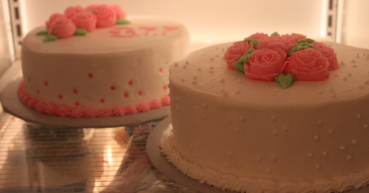 Cake Decorating Course Albury Wodonga : Aunt B s Cookin : Lesson 4 Course 1 - Wilton Cake ...