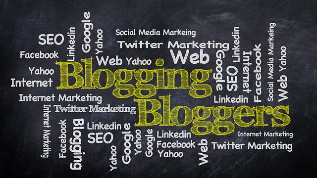 BLOGGING - NETWORKING - SOCIAL MEDIA