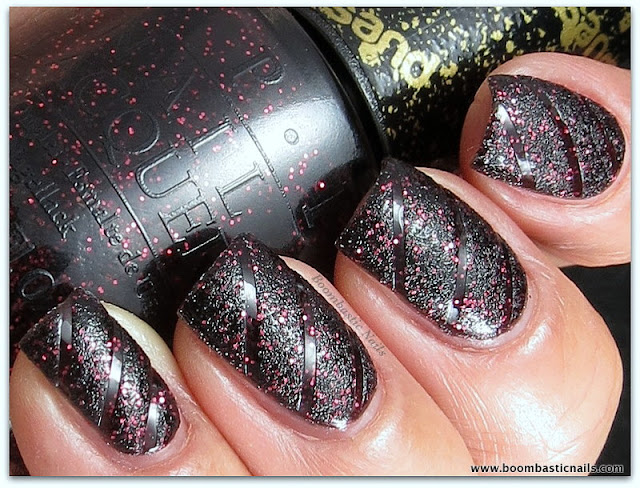 Opi Stay The Night Boombastic Nails: OPI ...