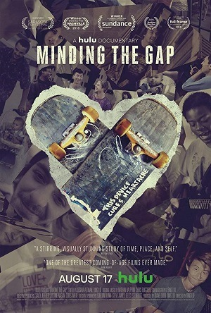Minding the Gap - Legendado Filmes Torrent Download capa