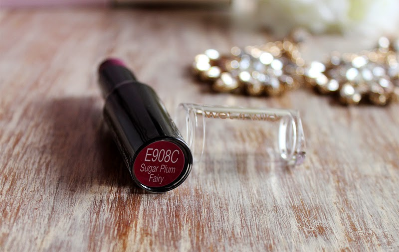 Wet n Wild Sugar Plum Fairy Lipstick, Sugar Plum Fairy Lipstick Review, Wet n Wild South Africa, Beauty Blogger South Africa, Wet n Wild Cosmetics South Africa, Plum Lipsticks for Winter, wet n wild megalast lip color sugar plum fairy