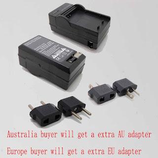 battery charger FOR NIKON MH-28 MH28 CAMERA EN-EL21 NIKON ONE 1 V2 1V2 xn