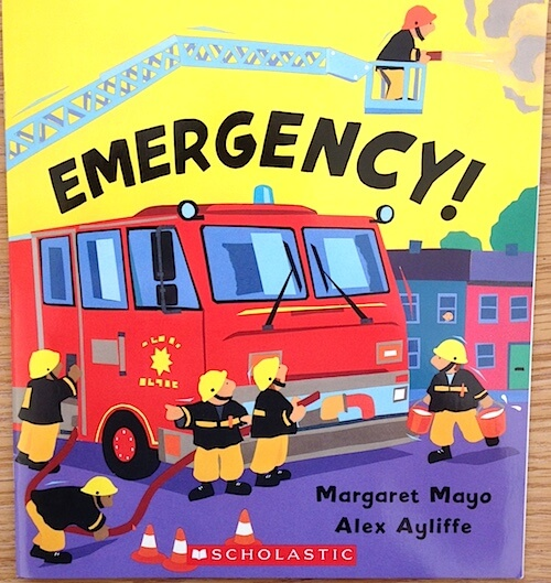 Emergency. Fire Safety activities for first grade. GradeONEderful.com