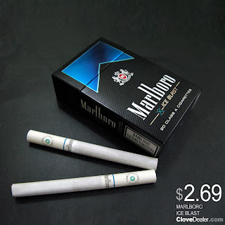 Marlboro light tubes