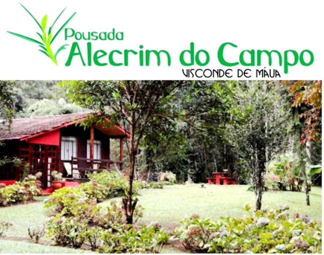 Pousada do Alecrim do Campo - Visconde de Máua
