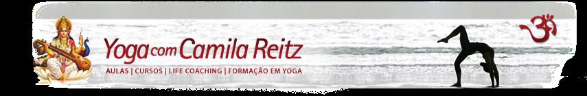 Hatha Vinyasa Yoga com Camila Reitz