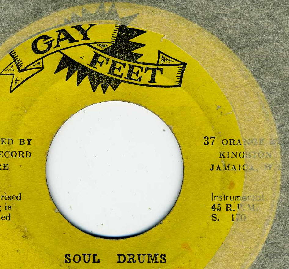 The Gaylads Leslie Butler Count Ossie A B C Rocksteady Soul Drums