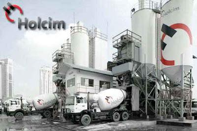 Job Vacancy Holcim