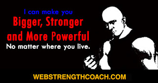 Web Strength Coach.com