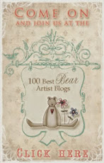I am a member of 100 Best Bear Artist Blogs