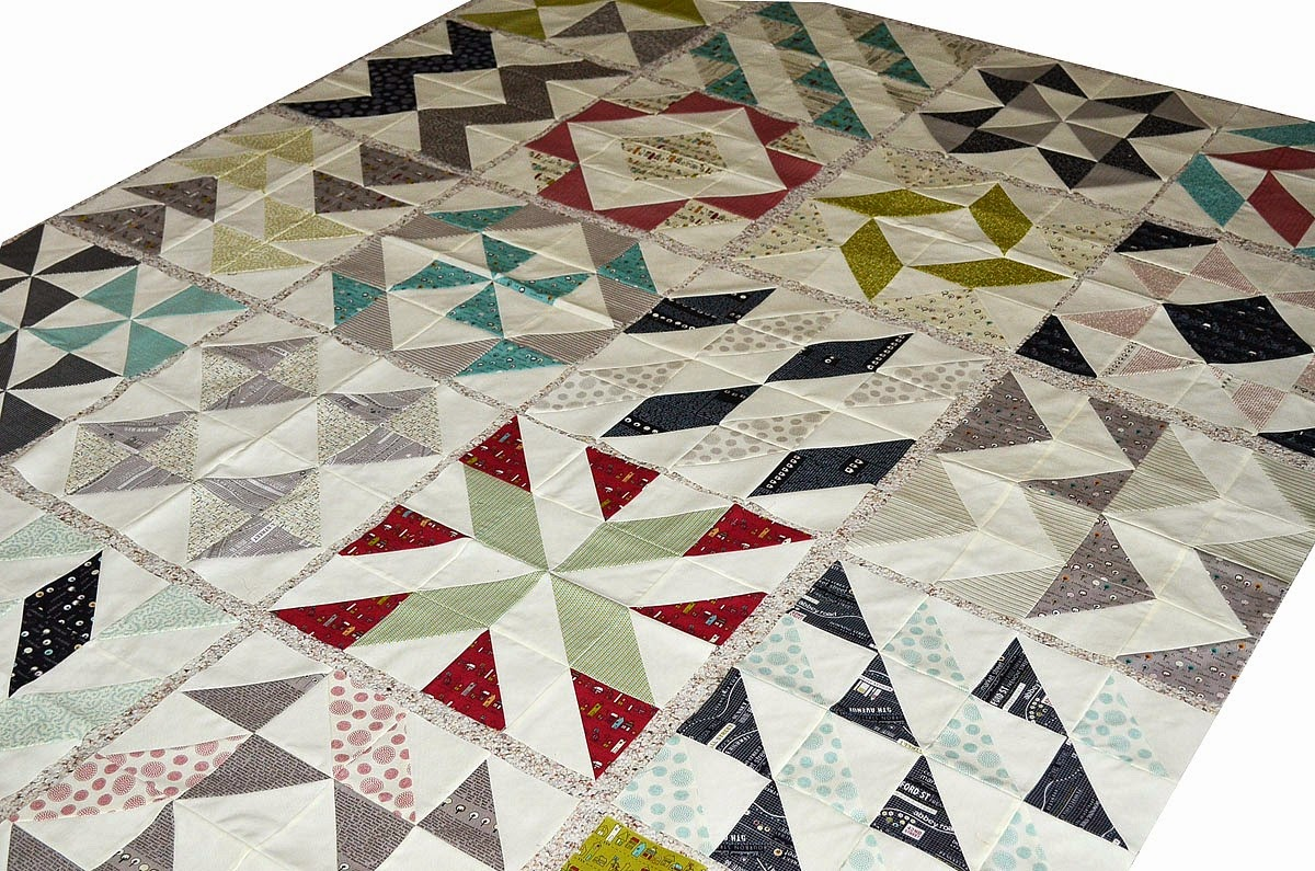 sweetwater road 15 layer cake blocks sampler