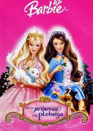 Barbie en la princesa y la plebeya (2004)