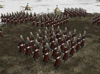 Osmanlı'nın savaşları oyun oluyor