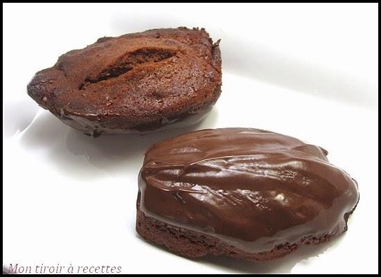 madeleines chocolat felder
