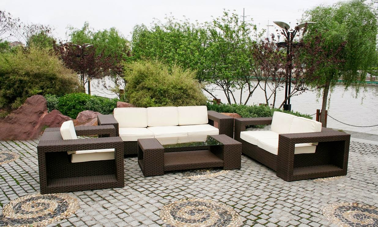 Modern Patio Furniture: Things To Consider While Shopping ~ Online Shopping  And Services