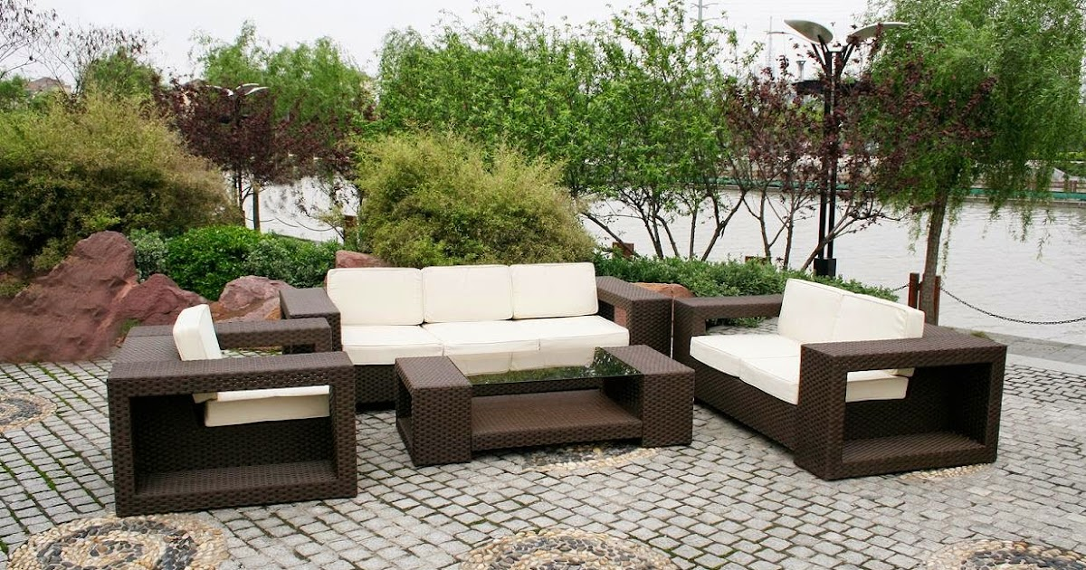 Modern Patio Furniture: Things to Consider While Shopping ...
