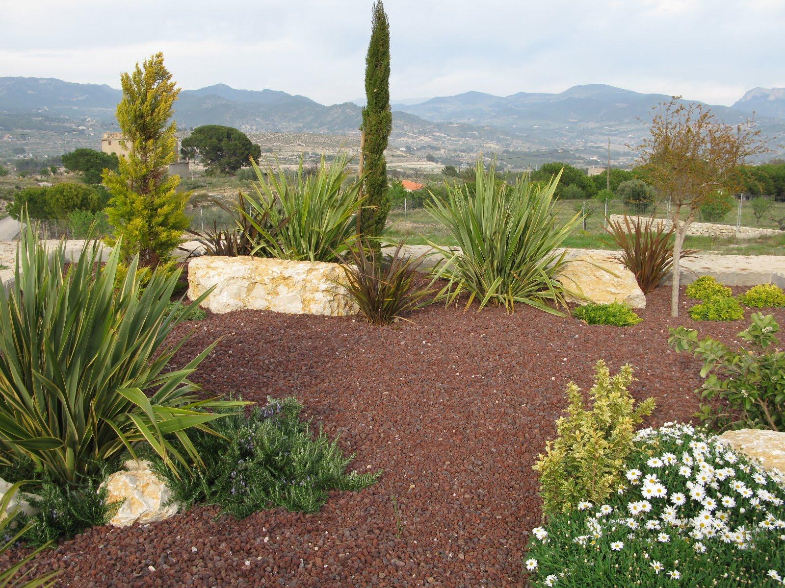 Jard n mediterraneo monta a jardiner a benidorm - El jardin mediterraneo ...