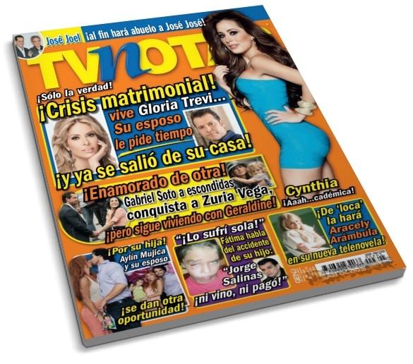TV Notas No. 805 [01/Mayo/2012]Versión PDF Digital